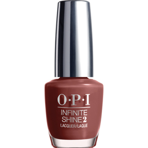 OPI Infinite Shine - Air Dry 10 Day Nail Polish - Fall Collection - LINGER OVER COFFEE - ISL53 0.5 oz. (ISL53)