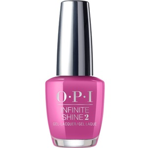 OPI Infinite Shine - Air Dry 10 Day Nail Polish - POMPEII PURPLE - ISLC09 0.5 oz. (ISLC09)