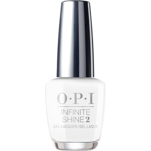 OPI Infinite Shine - Air Dry 10 Day Nail Polish - ALPINE SNOW - ISLL00 0.5 oz. (ISLL00)