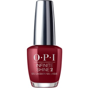 OPI Infinite Shine - Air Dry 10 Day Nail Polish - MALAGA WINE - ISLL87 0.5 oz. (ISLL87)