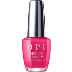 OPI Infinite Shine - Air Dry 10 Day Nail Polish - STRAWBERRY MARGARITA - ISLM23 0.5 oz. (ISLM23)