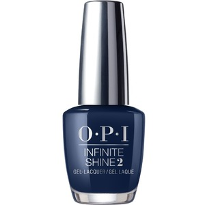 OPI Infinite Shine - Air Dry 10 Day Nail Polish - RUSSIAN NAVY - ISLR54 0.5 oz. (ISLR54)