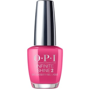 OPI Infinite Shine - Air Dry 10 Day Nail Polish - CHA-CHING CHERRY - ISLV12 0.5 oz. (ISLV12)