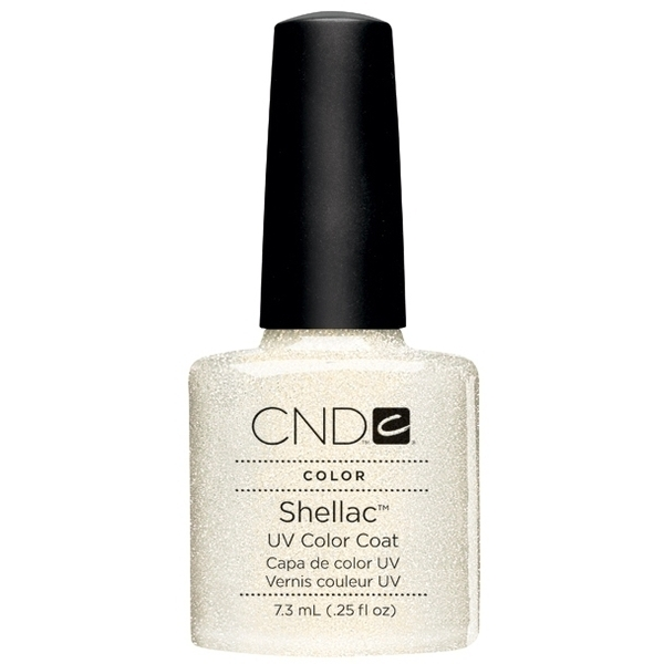 In Stock! CND Shellac 2012 Colors - Gold VIP Status / 0.25 oz. - 7.3 mL (734)