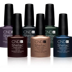 IN STOCK NOW! CND Fall 2012 Colors - The 14 Day Manicure is Here!
