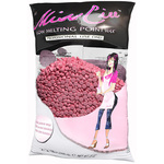 Miss Cire Pink Beads - Polymer Base Stripless Hard Wax 2.2 Lbs. - 35 oz. - 1 Kilo Bag of Beads X 6 Bags = 6 Kilo Case (13.2 Lbs.) (730111 X 6)