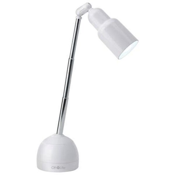 White Telescoping Lamp (964008)