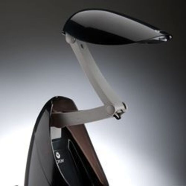 BlackGrey POD Desk Lamp (963513)