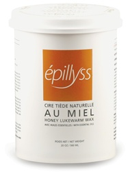 Epillyss Natural Honey Lukewarm Wax with Essential