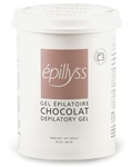 Epillyss Chocolate Wax Depilitory Gel with Essenti
