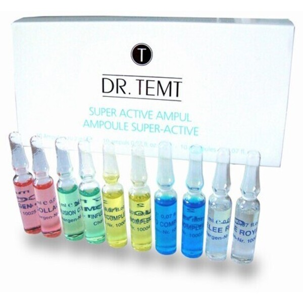 Dr. Temt Super Active Ampoules Variety Pack 10 Pa