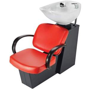 Messina Backwash with Slide System - White Bowl (5236W)