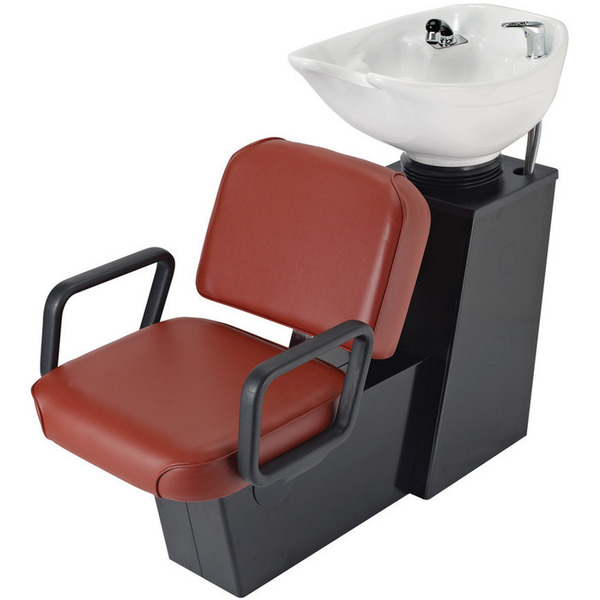 Lambada Backwash with Slide System - White Bowl (5243W)