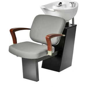 Verona Backwash with Slide System - White Bowl (5538W)