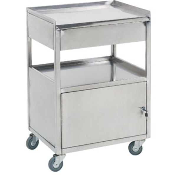Paragon Stainless Steel Cart (H-12)