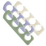 Toe Separators - Assorted Colors 12 Count (100111)