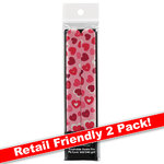 My Love - Hearts Pattern - Foam Board - 180240 Grit 2 Pack (100545)