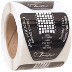 TAMMY TAYLOR Competitive Square Nail Forms 150-c