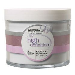 EX FLOW High Definition Powder - Clear 4 oz.