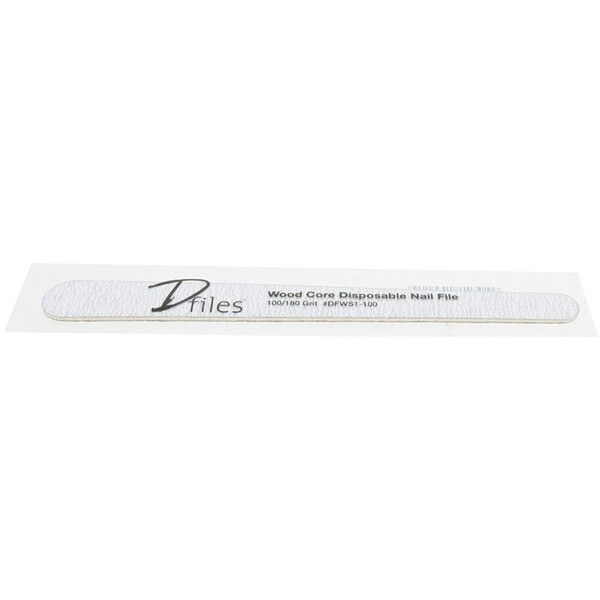 FLOWERY D-Files Individually Wrapped Disposable N
