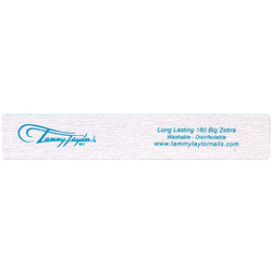"Tammy Taylor Big Zebra Long Lasting - 7"" x 1.1875"" 180 Grit (104300)"