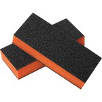 Slim Block 100120 Black on Orange 500 Count (104708)