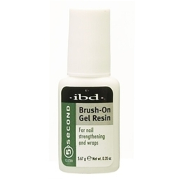 IBD 5 5 Second Brush-On Gel Resin 6 Grams (105090)