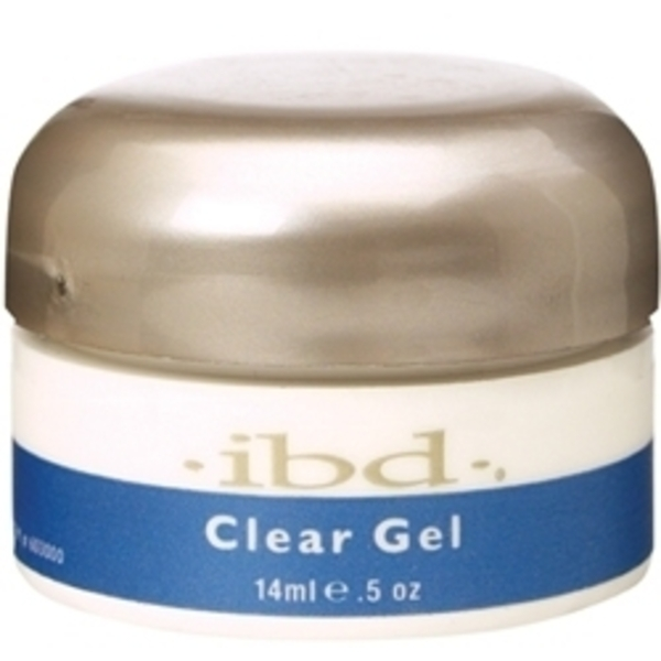 IBD Clear Gel 0.5 oz. (106133)