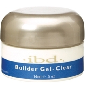 IBD Builder Gel Clear 0.5 oz. (106138)