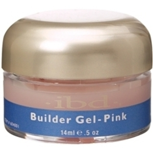 IBD Builder Gel Pink 0.5 oz. (106139)