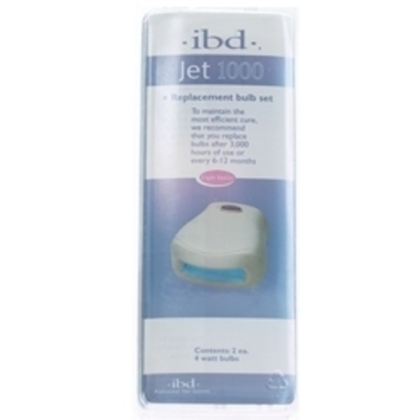 IBD UV Replacement Bulbs 2 Count 2 Watt for IBD Jet 1000 (106164)