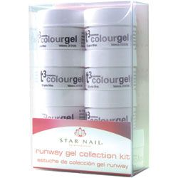 STAR NAIL T3 Runway Gel Collection
