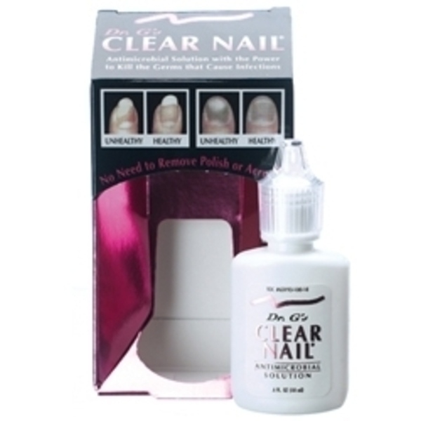 DR. G'S Clear Nail 0.6 oz. (107010)