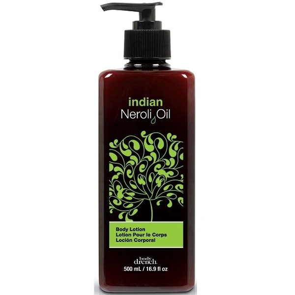 Exotic Oils Body Lotion - Indian Neroli Oil 16.9 oz. (109265)
