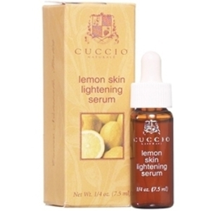 CUCCIO NATURALE Lemon Skin Lightening Serum 0.25