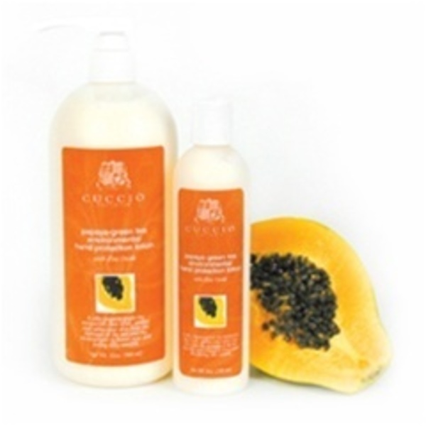 CUCCIO NATURALE Papaya Green Tea Environmental Han