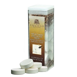 CUCCIO NATURALE Milk & Honey Pedicure Fizz Tab