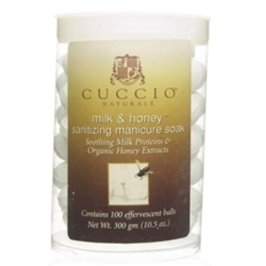 CUCCIO NATURALE Milk & Honey Sanitizing MManic