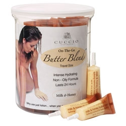 CUCCIO NATURALE On-the-Go Milk & Honey Butter Blen