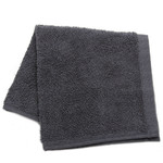 "100% Cotton All-Purpose Washcloths - Cool Grey - 12"" x 12"" Each 24 Count (110549)"