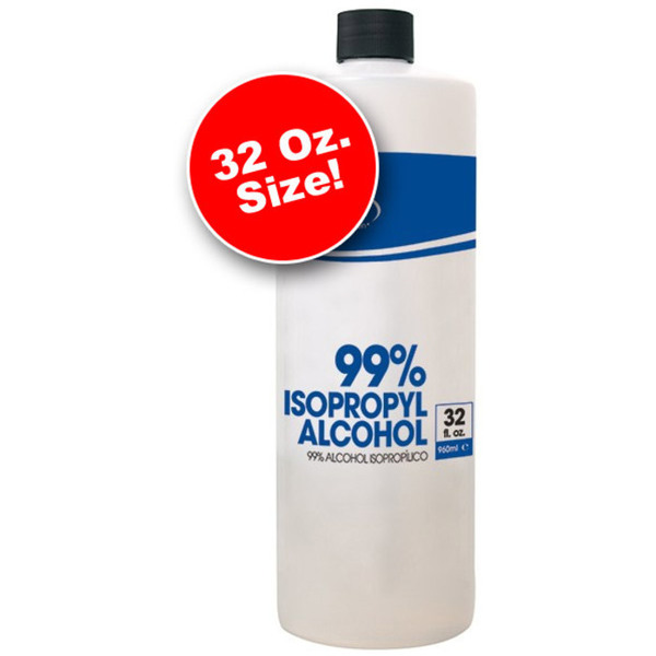 FPO For Professional Use Only 99% Alcohol 32 oz.