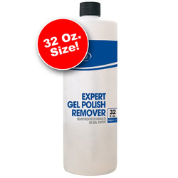 Expert Gel Polish Remover 32 oz. (140261)