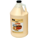 Healing Therapy Pedicure Massage Lotion - Mandarin 1 Gallon (140367)