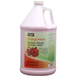 Healing Therapy Pedicure Massage Lotion - Pomegranate 1 Gallon (140368)