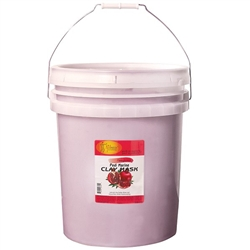 Pedi Clay Mask - Pomegranate 5 Gallons (140385)