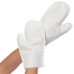 "Body Treatment Mitt - Disposable 9.5""H x 6""W 50 Pack (140511)"
