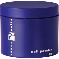 Young Nails Speed White Acrylic Powder 2.9 oz. (160006)