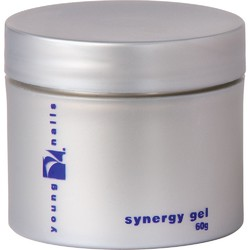 Young Nails Synergy Clear Sculptor Gel 2.1 oz. (160021)
