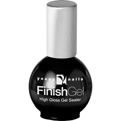 Young Nails Finish Gel 0.5 oz. (160033)