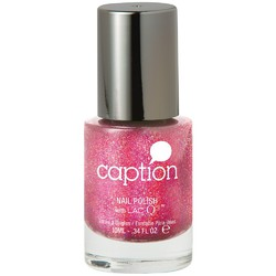 Caption Extended Wear Polish - How Do You Like Me Now? (Glitter) 0.34 oz. (160051)